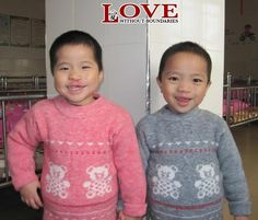 Best friends Grace and Tony from our Shaoguan Believe in Me school had successful cleft lip surgery this past November. We have recently learned that both kids have now been matched with families. Now THAT is some happy news!!