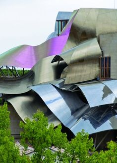 Marques de Riscal Winery, Eltziego, Spain