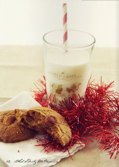 organic cinnamon winter cookies