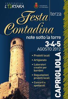 Festa Contadina - August 2012