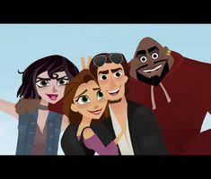Disney Rapunzel, Tangled Rapunzel, Princess Rapunzel, Tangled Castle, Mermaid Disney, Disney Princesses, Disney Puns, Funny Disney Memes, Disney And Dreamworks