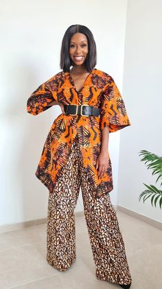 African Clothes, African Fashion Dresses, African Style, Ankara Styles, Contemporary Style, Afro, Jumpsuits, Diva, Black Women