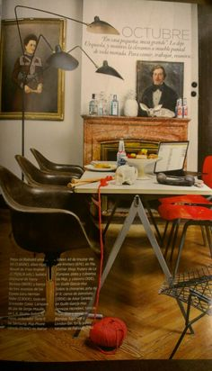 Architectural Digest January 2013