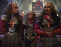 Female Klingon Armor The klingon species?