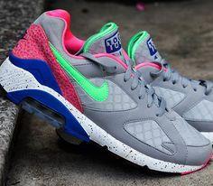 "brand new 7a288 c077d Nike Air Max 180 ""Red Safari"" – Zajawka Air Max Thea, Air Jordan"