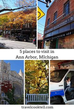 5 places to visit in Ann Arbor   Travel Cook Tell