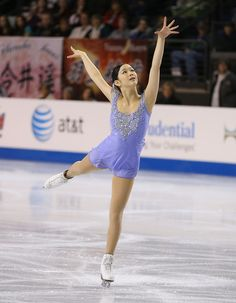 Haruka Imai Photos Photos - ISU Grand Prix of Figure Skating NHK Trophy - Day 2 - Zimbio