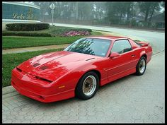 1988 Pontiac Trans Am GTA 842 Original Miles presented as lot W174 at Kissimmee, FL 2013 - image1