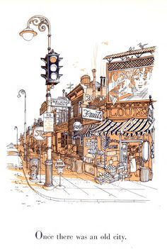 illustrations cities - Google Search