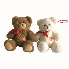 peluche ours coeur - Ours Coeur