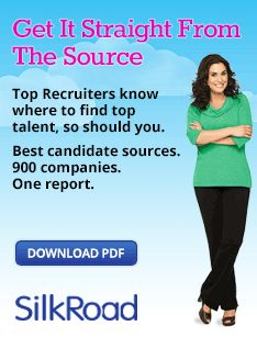 If you want to be a Top Recruiter, you must check this report out.