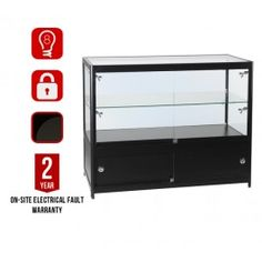 """<div class=""""collapsible""""><p class=""""bullet-title heading"""">8 Adjustable Halogen Lights included in the Price</p><div class= """"block-content""""style=""""display: block;""""><ul class=""""bullet""""><li>This cabinet comes with 4 LED side lights and 4 LED top lights. Why we use LED… LED lights last significantly longer than traditional bulbs and reduce your lighting bill by up to 90%. In an age where we are becoming increasingly aware of our carbon footprint, LED lights are very appealing. Our LED lights give…"""
