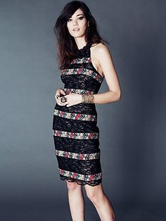 Cross Stitch Lace Column Dress. http://www.freepeople.com/whats-new/cross-stitch-lace-column-dress/