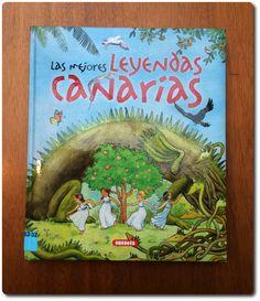 Las mejores leyendas canarias / Lorena Marín. Susaeta, 2014