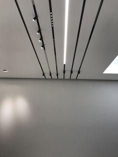restaurant lighting XAL Move It 25 magnetic lighting system Modern Track Lighting, Modern Lighting Design, Linear Lighting, Lighting Concepts, Custom Lighting, Flexible Track Lighting, Bar Lighting, Home Lighting, Track Lighting Fixtures
