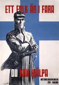 finland propaganda posters russo-finnish war - Yahoo Image Search Results
