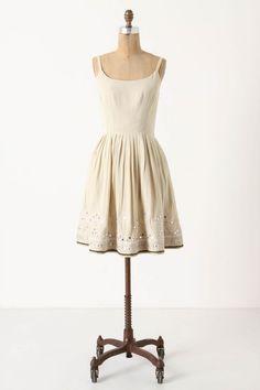 Flared Brynsk Dress by Corey Lynn Calter | Anthropologie