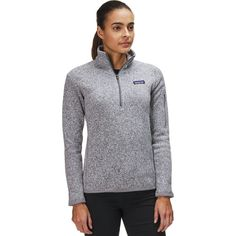 Patagonia Better Sweater Fleece Jacket - Women's in 2019 Patagonia Jacket, Fall Outfits, Casual Outfits, Thing 1, Jackets For Women, Clothes For Women, Cool Sweaters, Sweater Jacket