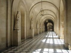 Greater Paris, Versailles Grand Parc, Hall of Versailles Palace