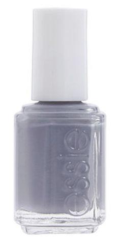 love this #Essie #grey nail polish http://rstyle.me/~1NQ3v