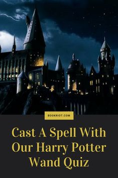 Cast a spell with ou