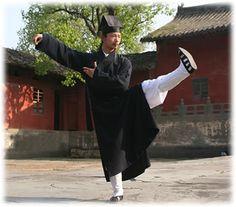 Wudang tai chi chuan Traditional Form - China