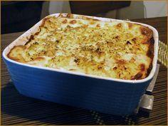 Dukan Diet :: Receitas: Torta de Couve Flor e Carne