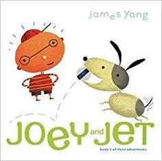 Joey and Jet  YANG, James
