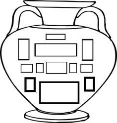Σμαράγδια και ρουμπίνια: ΕΠΙΤΡΑΠΕΖΙΟ ΑΓΓΕΙΑ ΚΑΙ ΣΧΗΜΑΤΑ Mythology, Museum, Symbols, Peace, Shapes, History, Maths, Blog, Autumn