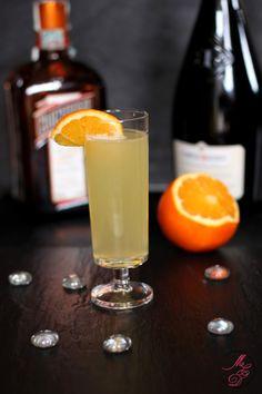 Cocktail Prosecco, Cointreau, Orange