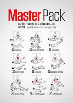 Amazing repository of workouts in visual format, and by theme. Love this! http://darebee.com/workouts.html