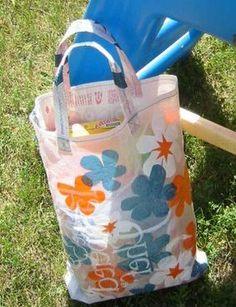 DIY: More Fused Plastic Bags : TreeHugger