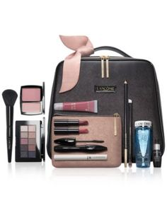 12-Pc. Beauty Box - Only $59.50 with any Lancôme purchase | macys.com