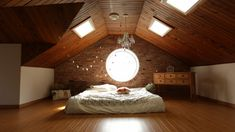 With just a few clever attic bedroom ideas, you can transform this space into a premium master bedroom, a solitary haven, or a guest suite! Learn how to transform your attic into a stunning bedroom with these tips. [Attic Remodel Ideas, Attic Bedroom Designs Ideas, Attic Conversion Bedroom] #AtticRenovation #AtticConversion #AtticBedroomIdeas