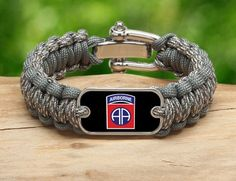 Today, Survival Straps® releases its U.S. Army 82nd Airborne Division gear!