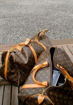 Men love this duffle!  Personally I just found it to heavy to travel with...even as a carry-on.