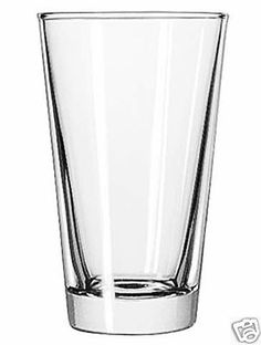 Libbey DuraTuff Restaurant Basics 14 oz Cooler Glass 24 pieces / 2 dozen