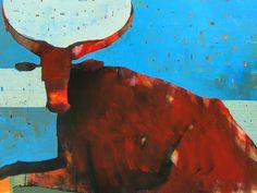Sherri Belassen, contemporary paintings   Wilde Meyer Gallery