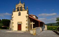 San Andrés de Bedriñana #Villaviciosa #Prerrománico #cultura #culture #Asturias…