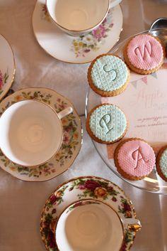 Shabby Chic Joy♥ Apple Pie Swap Tea Party ♥ by Shabby Chic Joy