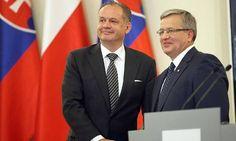 Kiska a Varsavia: l'Europa centrale ha bisogno della Polonia per mantenere la pace
