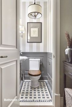50 utc interior в 2019 г. bathroom, wainscoting bathroom и diy bathroom dec Small Half Bathrooms, Grey Bathrooms, Amazing Bathrooms, Modern Bathroom, Bathroom Gray, Minimalist Bathroom, Best Bathrooms, Seashell Bathroom, Hotel Bathrooms