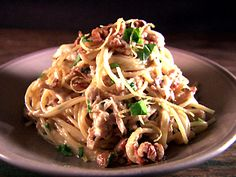 Chicken Carbonara from FoodNetwork.com