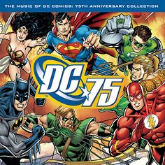 The Music of DC Comics: 75th Anniversary Collection. Stream it from Naxos Music Library.