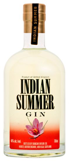 Review: Indian Summer Gin - Drinkhacker