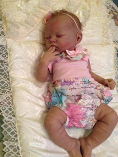 Romie Strydom Silicone Reborn Baby, I have to have one of these babies. They are perfect!