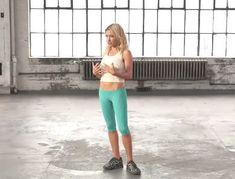 Tracy Anderson's 5-minute dance cardio workout (VIDEO)
