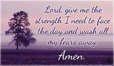 Free Give Me Strength eCard - eMail Free Personalized Church Family Cards Online