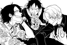 I'm going to sit here and appreciate Luffy angrily eating a lollipop