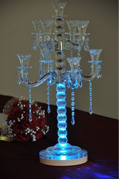 198.38$  Buy here - http://ali9mb.shopchina.info/go.php?t=1506124335 - Made In China Wholesale Lithium battery operated 8Inch LED Candelabra Centerpiece ,Vase Light Base For Wedding Souvenirs 198.38$ #buychinaproducts